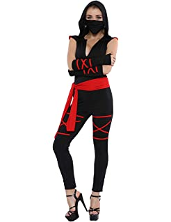 Amazon.com: Disguise Womens Ninja Dragon Costume: Clothing