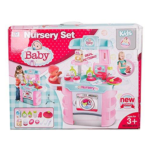 Nursery Center Baby Doll - 5