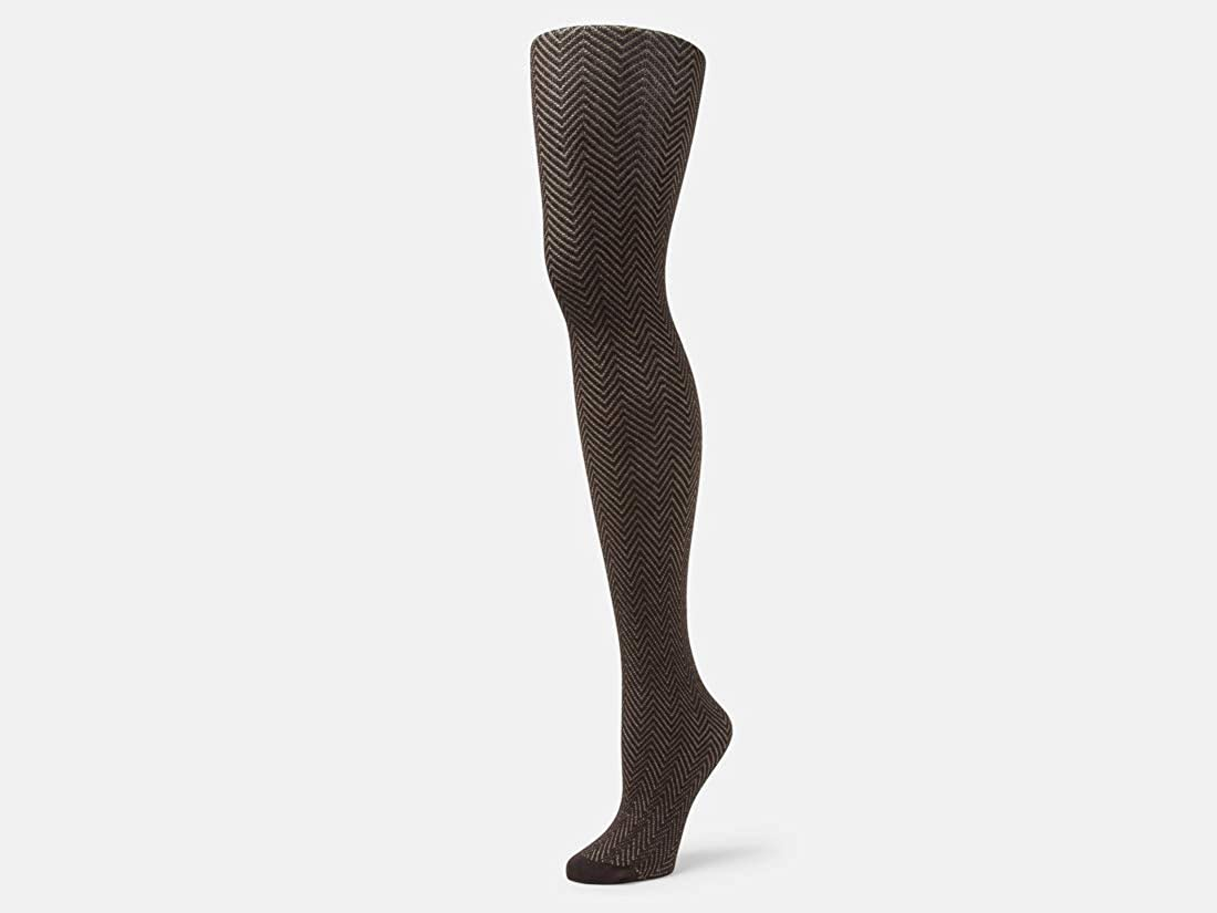 a63f4f62264a4 Amazon.com: B.ella Herringbone Tights (Espresso - Small): Clothing