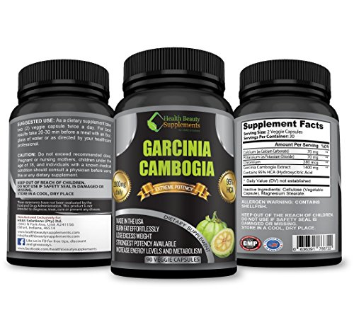 Garcinia cambogia xt facts