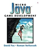 img - for Micro Java  Game Development book / textbook / text book