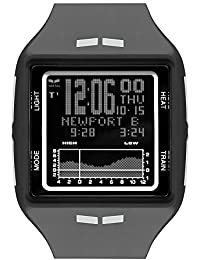 Brig Tide & Train Grey White Negative Watches BRG037