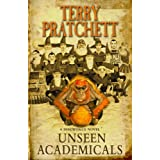 Unseen Academicals: (Discworld Novel 37)by Terry Pratchett