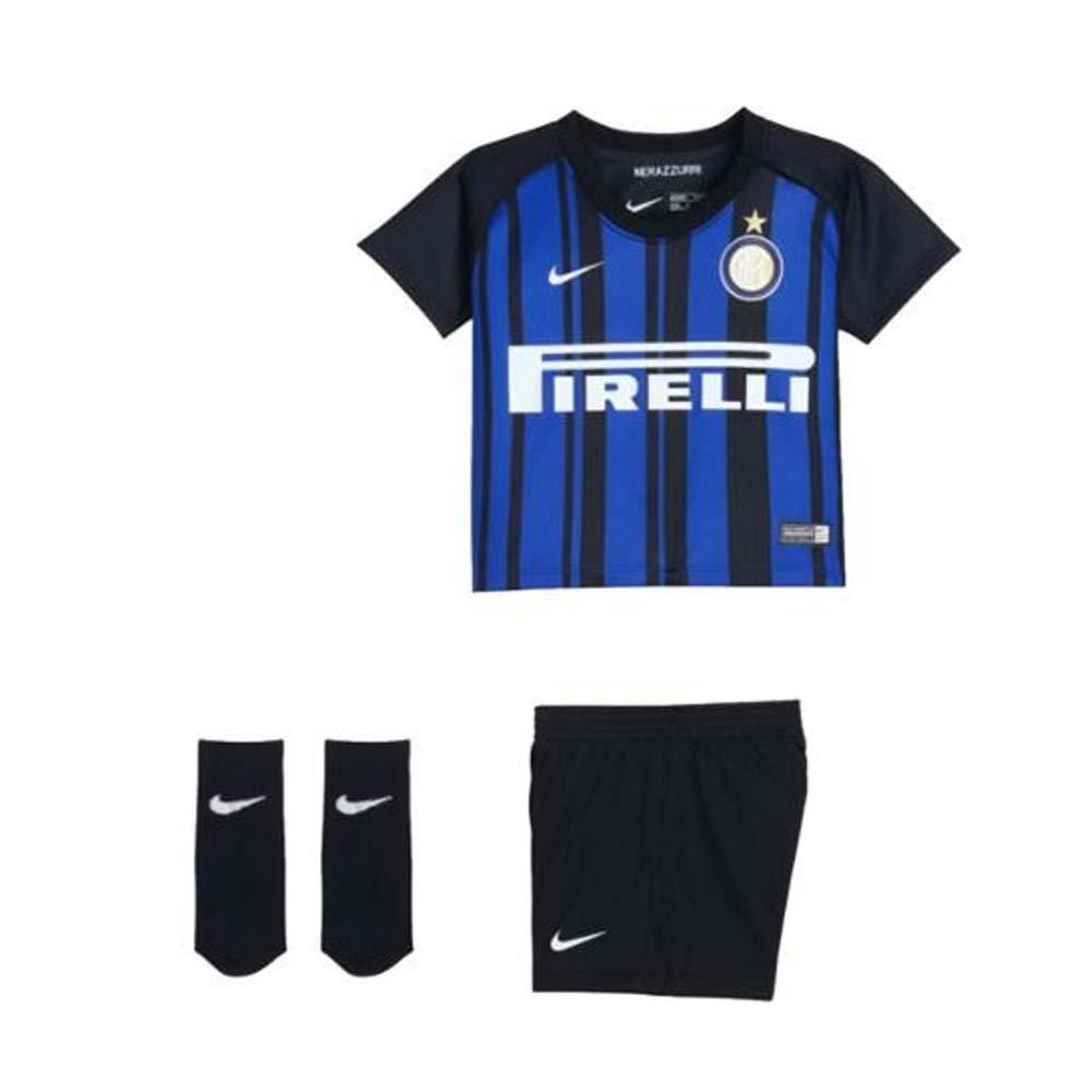 more photos 181fa f99ca Nike 2017-2018 Inter Milan Home Infants Kit: Amazon.co.uk ...