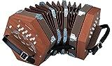 Celtic-Instruments.com Hohner Concertina 20 Key