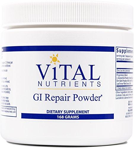 Nutriments essentiels - réparation IG poudre - favorise la fonction intestinale saine et une doublure gastro-intestinale saine - 168 grammes