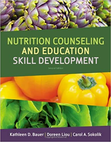 Nutrition Counseling And Education Skill Development 9780840064158