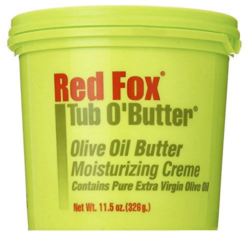 Red Fox Tub O Butter Olive Oil Tub 11.5 Ounce (340ml) (2 Pack) ()