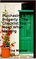 Purchasing A Property  - The Checklist You Need When Viewing