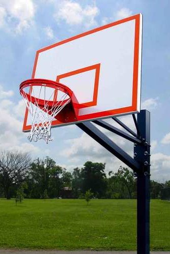 Endurance Basketball PlaygroundシステムW 5 ft。拡張子 B004ATX3YW
