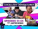 Episodes #51-54 feat. EG.Justin Wong