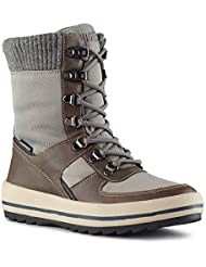 Cougar Womens Vergio Winter Boot in Taupe