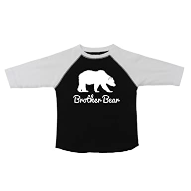 834cca25c Amazon.com: We Match! Brother Bear Toddler & Kids T-Shirt: Clothing