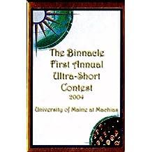 The Binnacle First Annual Ultra-Short Contest 2004