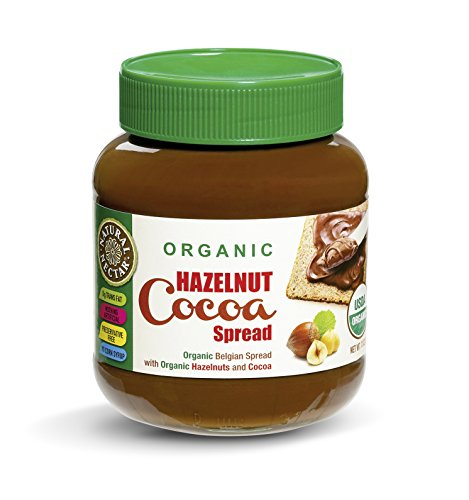 Natural Nectar Organic Hazelnut Cocoa Spread, 13 Ounce (Pack of 12) by Natural Nectar