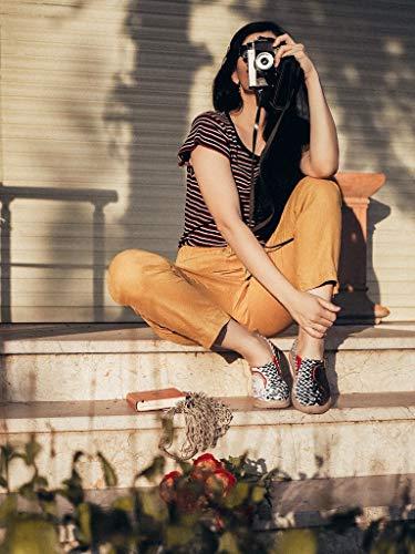 Emily Pour Bateaux Comfortable De Chaussures Cuir Blanc Femme Uin qCdSzq