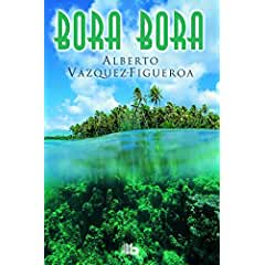 Bora Bora book jacket