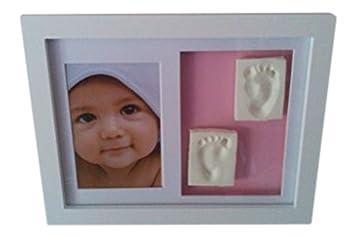 casting kit Baby Gie/ßen Kit Photoframe Hand oder Fu/ß