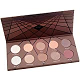 "ZOEVA EN TAUPE EYESHADOW PALETTE ""Taupe is the new Black."""