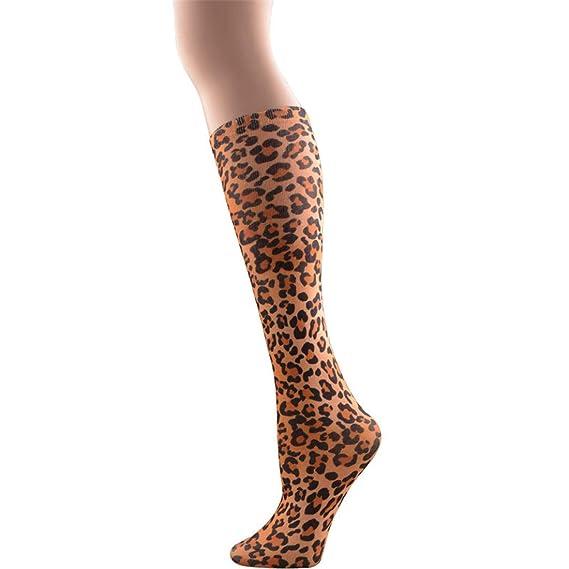 RdChicLog medias de leopardo de múltiples colores calcetines de vacaciones cosplay (1): Amazon.es: Ropa y accesorios