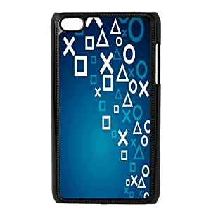 Generic Case Play Station For Ipod Touch 4 SCV2003510