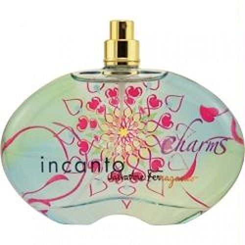 (Incanto Charms By Salvatore Ferragamo Edt Spray 3.4 Oz *tester)