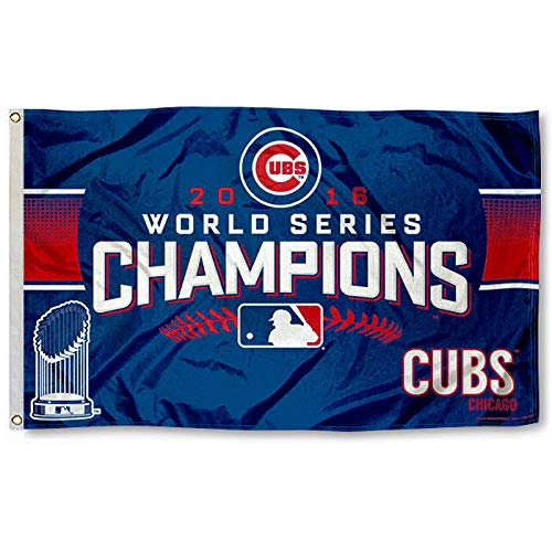 Rico Industries MLB Chicago Cubs Flag, One Size, Team Colors