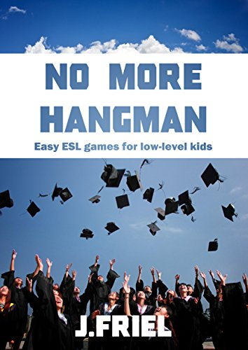 No More Hangman Games Low Level ebook product image