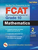 Florida FCAT Mathematics, Research & Education Association Editors, 0738604429