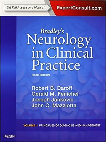 Bradley Neurology In Clinical Practice 6th Ed Pdf