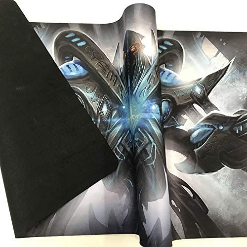 Board Game MTG Playmat Table Mat Games Size 60X35 cm Mousepad Play Mat for TCG CCG Yugioh Magic The Gathering RAUGRIN TRIOME MTG playmats