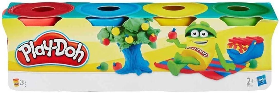 Play-Doh - Mini Pack 4 Botes: Amazon.es: Juguetes y juegos