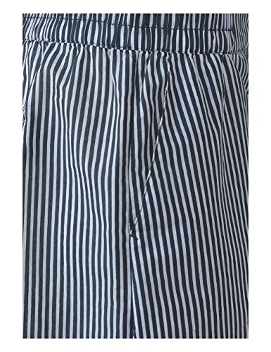 Deep Pantaloncini Blue Donna One Multicolore 21238 Street I8g1w1