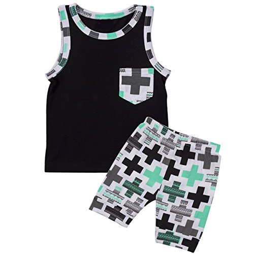 Puseky Toddler Bodysuit Clothes Outfits product image