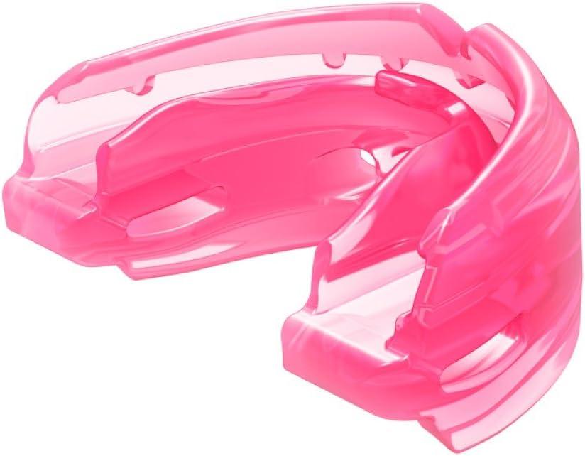 Shock Doctor Erwachsene Mundschutz Braces Pink Senior