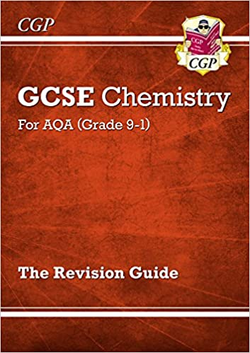 Gcse chemistry aqa revision guide (with online edition) (a*-g.