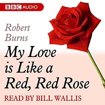 Amazoncom A Dozen Red Roses My Love Is Like A Red Red