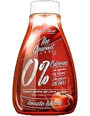 Menú Fitness - Salsa The Gourmet 0% - 425ML (Ketchup)