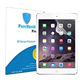 Pure Shield® [3-Pack] Screen Protector for iPad Mini / iPad Mini 2 / iPad Mini 3 / New Apple iPad Mini with Retina display High Definition (HD) High-Response Xtreme Scratch Defender Premium with Lifetime Warranty (Anti-Glare)