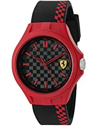 Ferrari Mens Quartz Multi Color Casual Watch (Model: 0830327)
