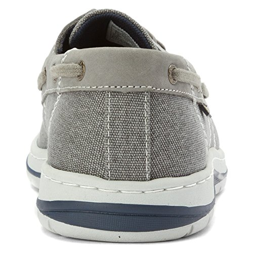 Two Grey Men's Hartland Canvas Sebago Eye Nubuck 0gcwE8zgqW