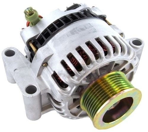 Alternator NEW fits F250 F350 F450 F550 Super Duty 6.0L Diesel 2003 2004 2005 2006 by EPartsGlobal