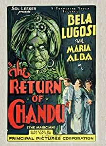 The Return of Chandu the Magician