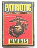 usmc cycling - Lot of 1 Bicycle Brand Patriotic Series Usmc Marine Playing Cards Rare Semper Fi!