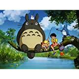 My Neighbor Totoro poster 32 inch x 24 inch / 17 inch x 13 inch