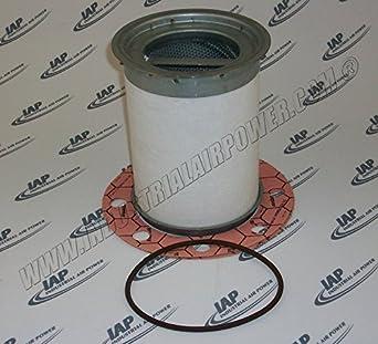 6.2008.1 aire/separador de aceite diseñado para uso con Kaeser compresores: Amazon.es: Amazon.es