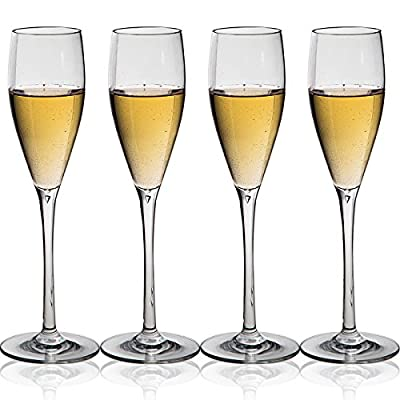 Plastic Champagne Flutes and Glasses