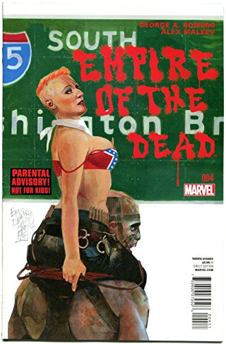 EMPIRE of the DEAD #4, VF, George Romero, Zombies, 2014, more Horror in store