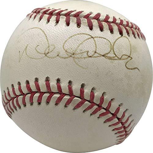 - Derek Jeter Signed Autographed OAL Bobby Brown Baseball JSA