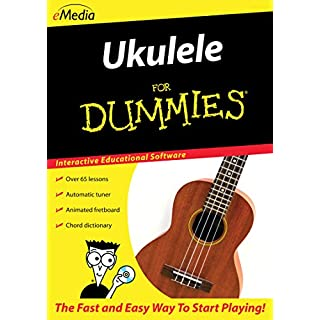 eMedia Ukulele For Dummies [Mac Download]